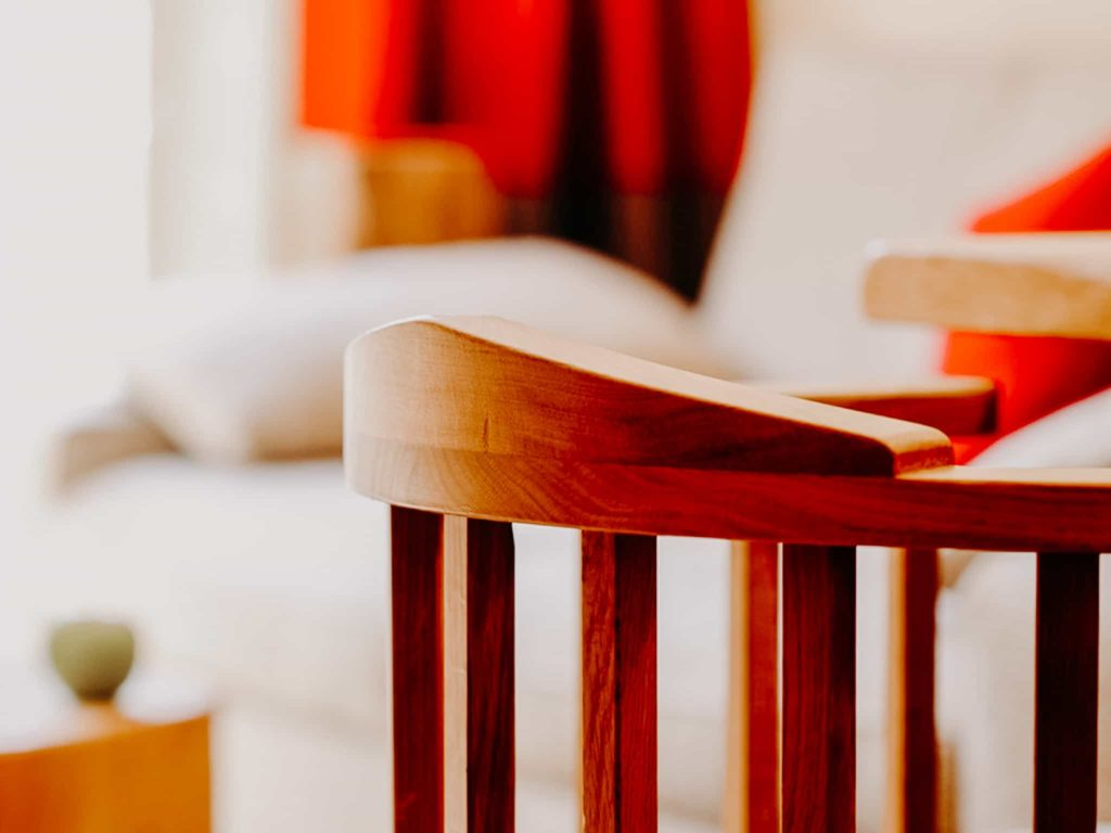 Sessel Apartment Silberpfennig Hotel Sendlhofer's Bad Hofgastein