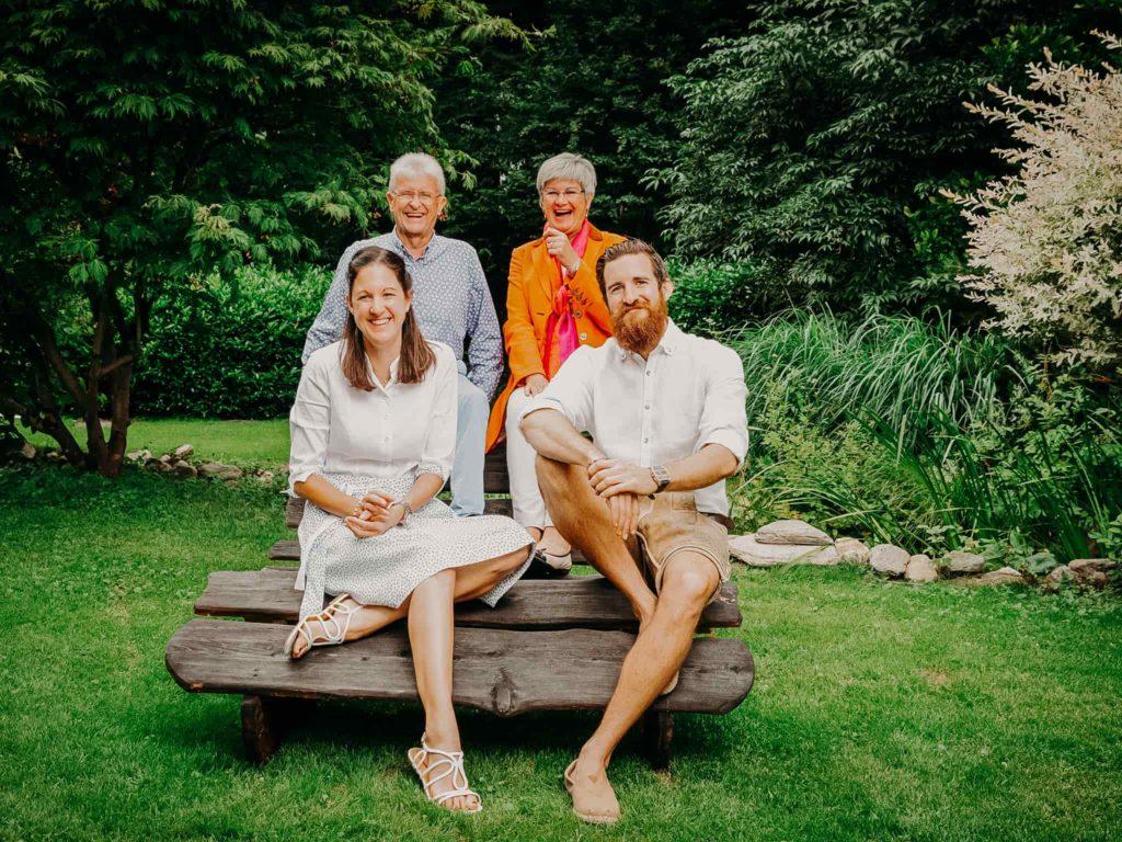 Gastgeber Familie Sendlhofer