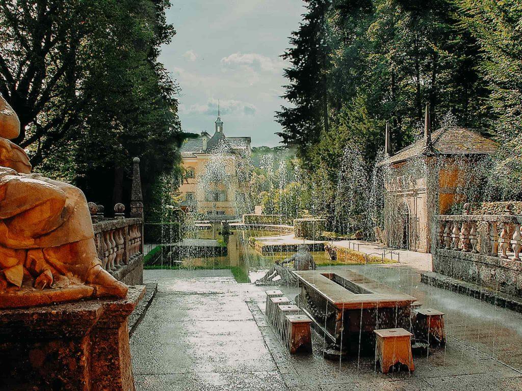 Scholls Hellbrunn Salzburger Land