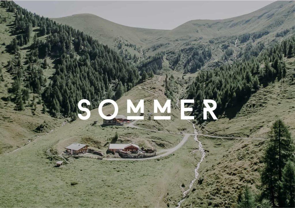Headerbild Gastein Sommer