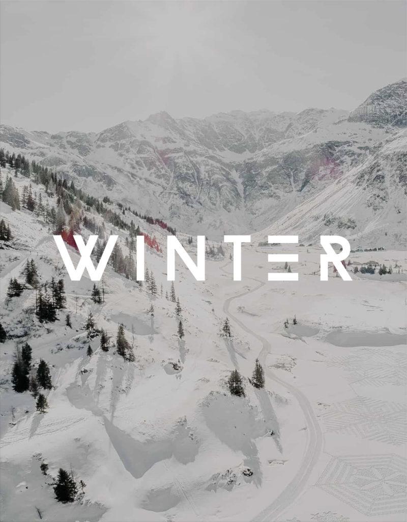 Headerbild Gastein Winter