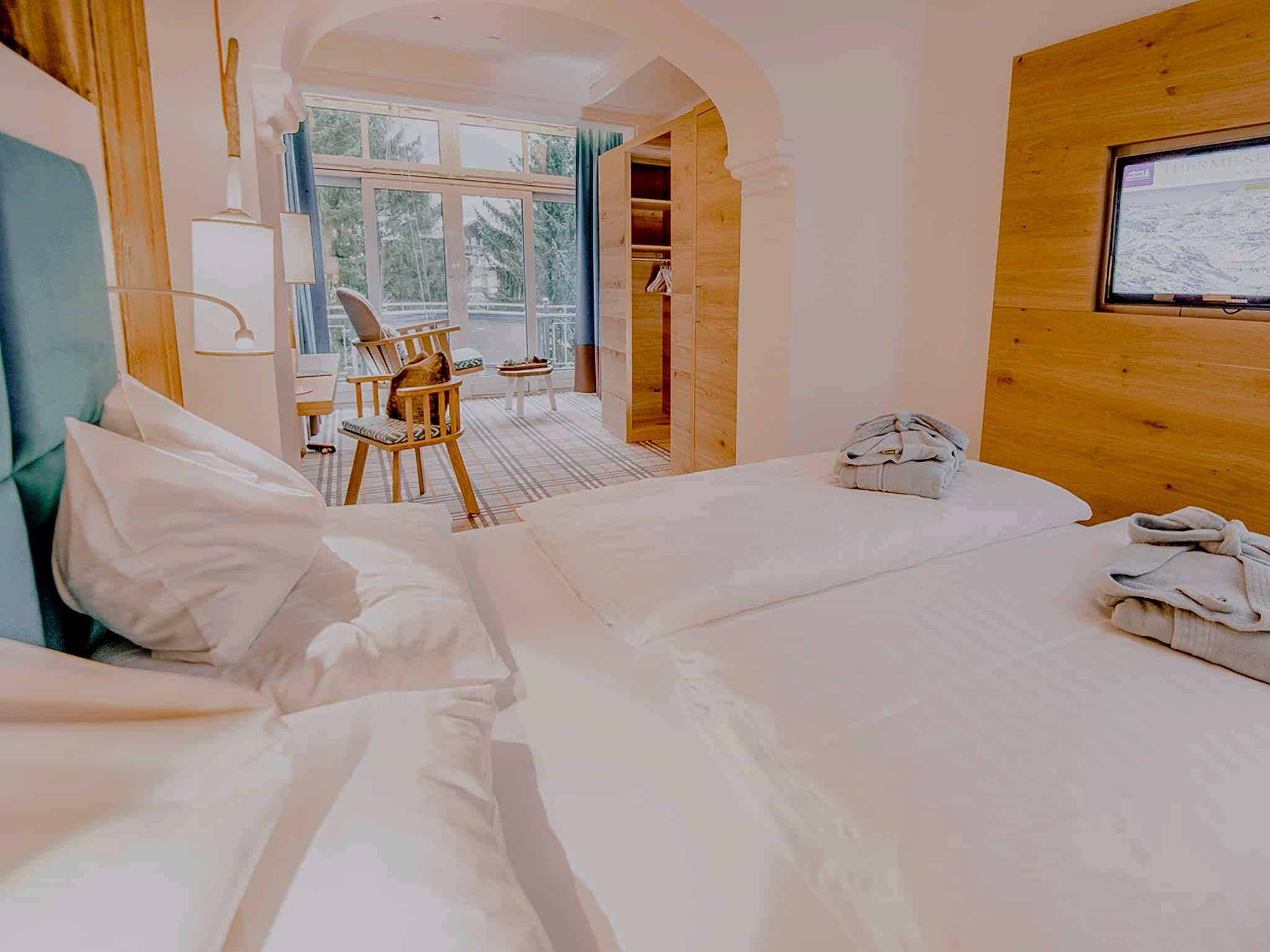 Schlafzimmer Cozy