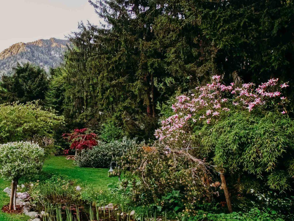 Garten Hotel Sendlhofer's Bad Hofgastein