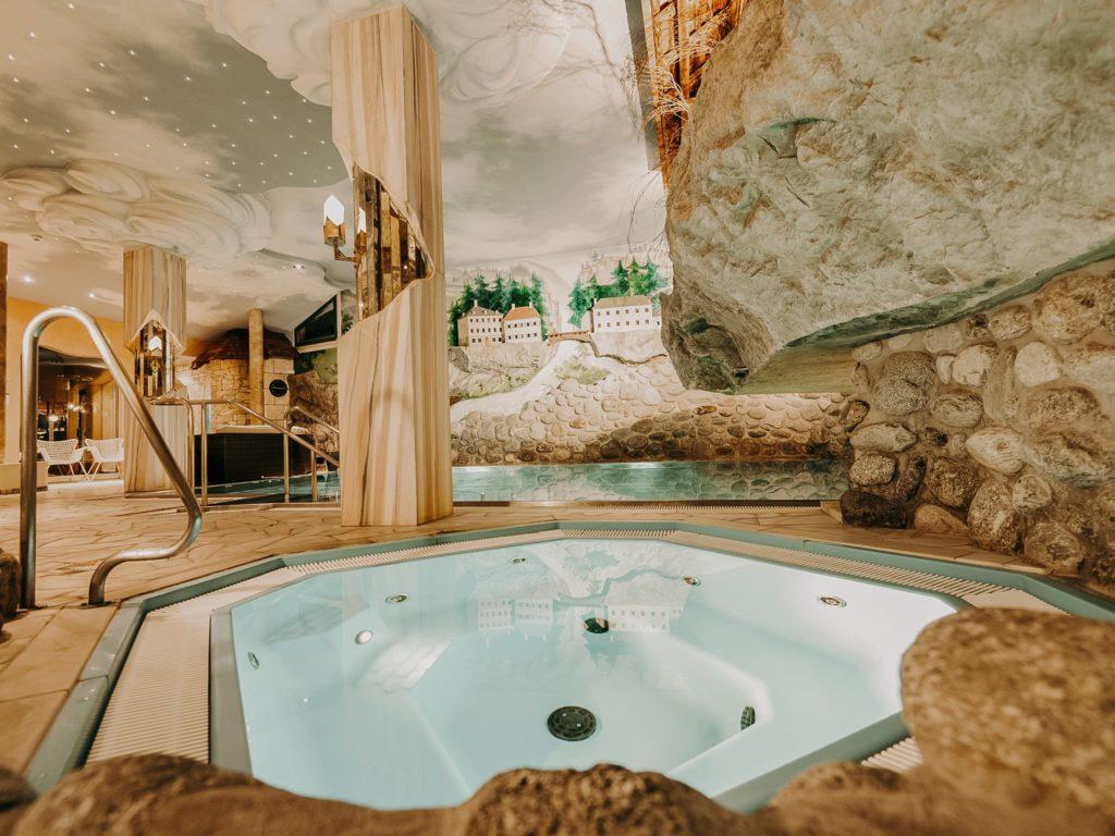 Whirlpool Hotel Sendlhofer's Bad Hofgastein