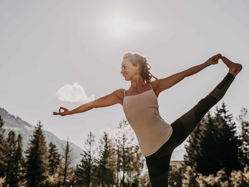 Yoga im Gasteinertal