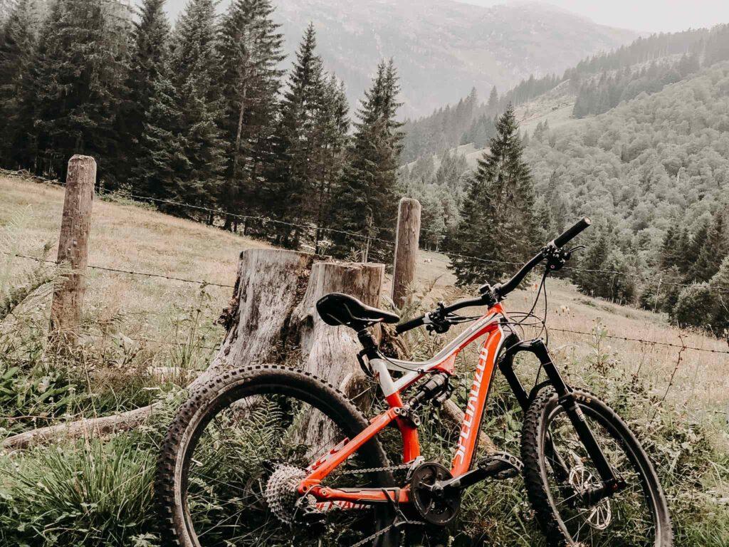Fahrrad Gasteinertal