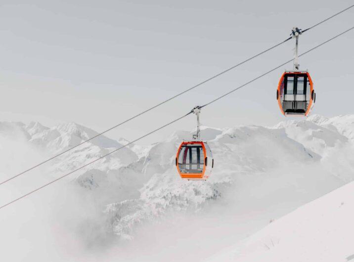Skigebiet Gondel Gasteinertal