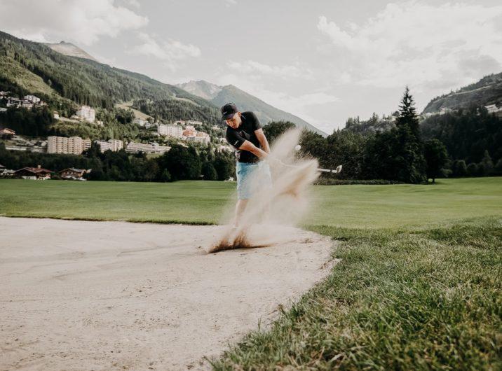 Golfen in Gastein