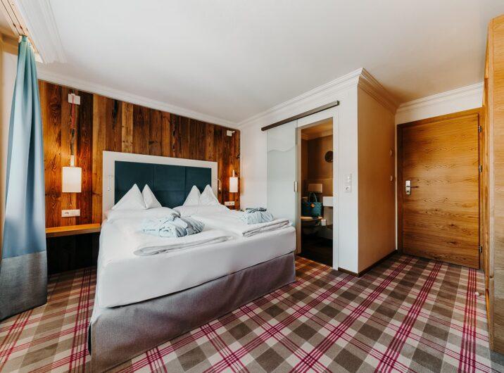 Schlafzimmer Mini Hotel Sendlhofer's Bad Hofgastein