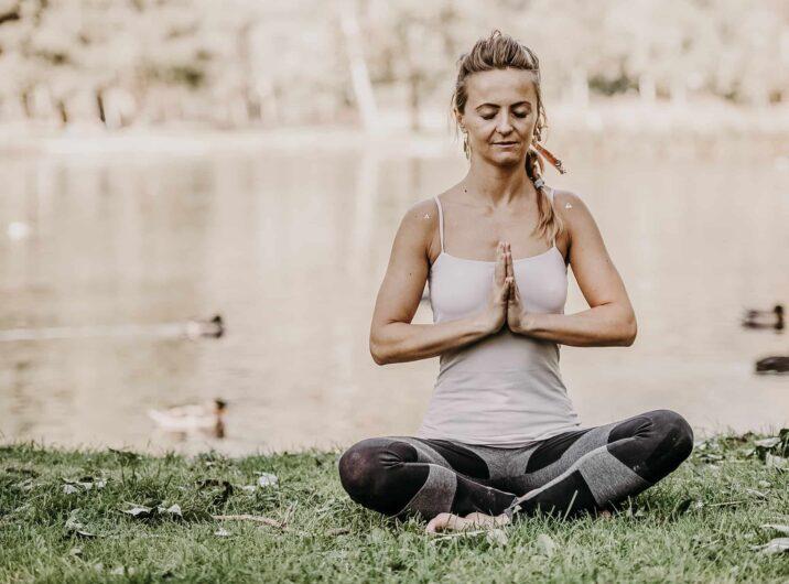Yoga See Gasteinertal