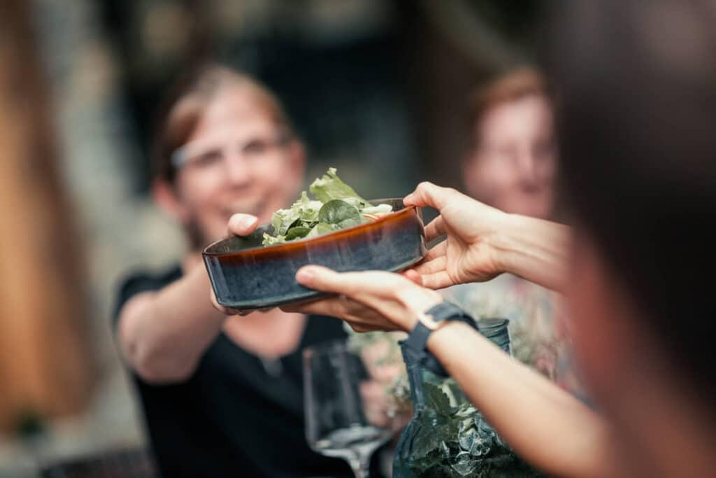 Sendlhofers Bad Hofgastein Salat